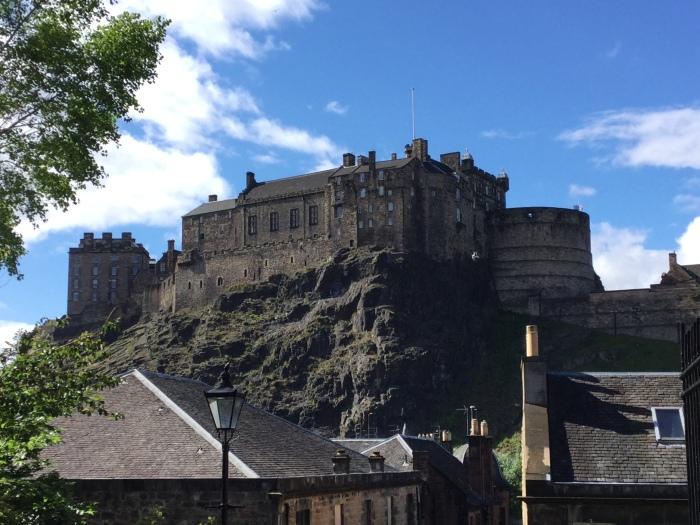 Solstice at EdinburghCastle